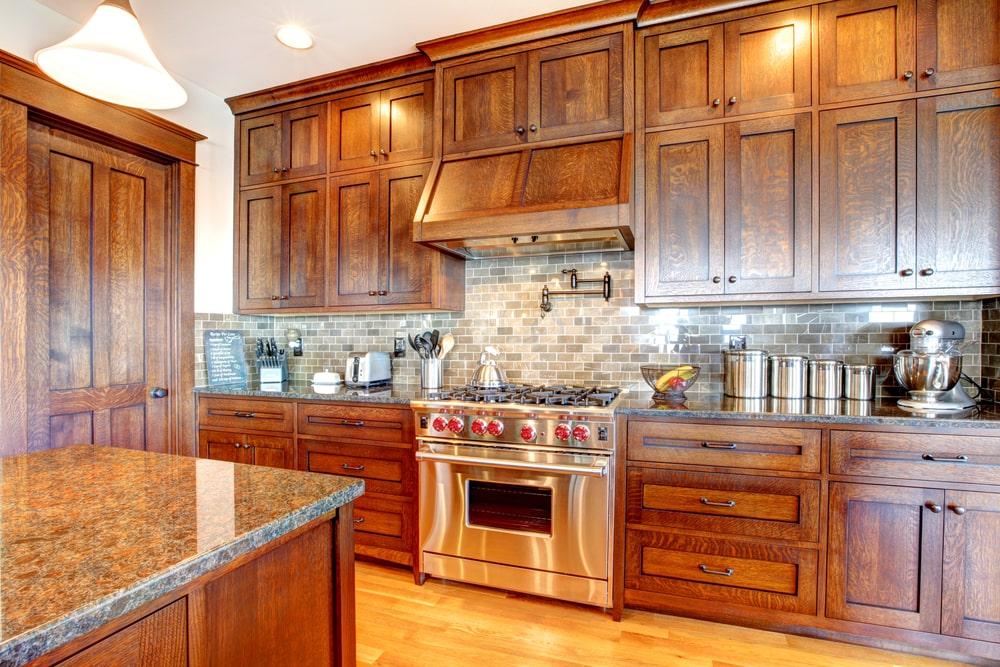 Benefits of custom kitchen millwork