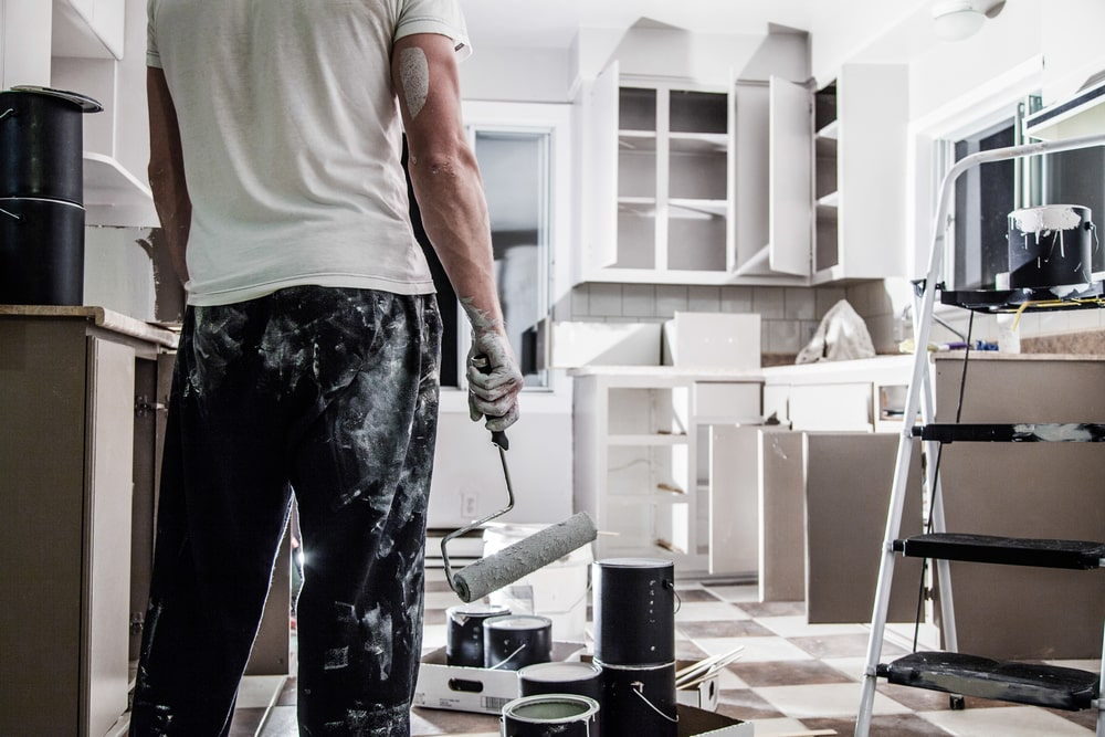 What is the purpose of a kitchen renovation?